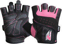 RDX Ladies Gel Gloves Fitness Gym Wear Weight Lifting Workout Training Cycling U