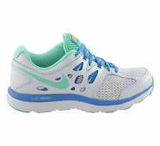 Nike Wmns Dual Fusion Lite Running White/Blue Trainers UK 3.5_4.5_5_5.5