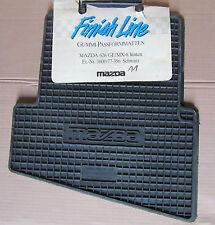 original Mazda 626,MX-6 (GE) Gummimatten,3600-77-356,Gummifußmatten,hinten