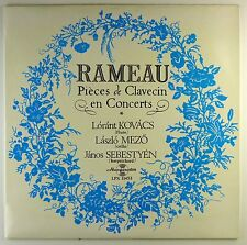 "12"" LP-Rameau-PIECES DE CLAVECIN-m627-washed & cleaned"