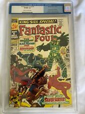 Fantastic Four Annual #5 CGC (old label) 9.0 Very Fine/Near Mint