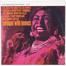 HELEN HUMES: Swingin' With Humes CONTEMPORARY Jazz Wynton Kelly LP