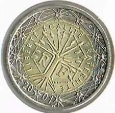 Frankrijk 2001 UNC 2 euro : Standaard