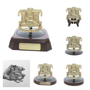 The Devonshire and Dorset Regiment: Solid Brass - Gift & Presentations Sets