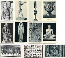 11 CPA ANTIQUITE EGYPTE ET GRECE