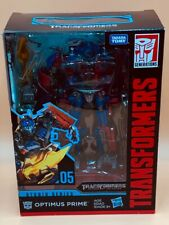 Hasbro Studio 05 Voyager Transformers Optimus Prime Action Figure NEW AUTHENTIC