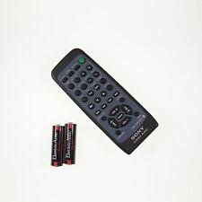 SONY RM-SMG5AV HCDMG310AV HCDMG510AV MCCMG310AV Audio Remote Control w/Batteries