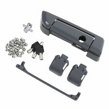 Pack Trunk Latch Fit For Harley Tour Pak Touring FLHRC 2014-2021 Gunship Gray