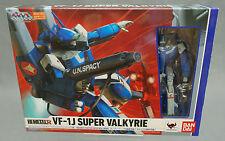 HI-METAL R VF-1J Super Valkyrie (Maximilian Jenius Custom) Bandai Japan NEW