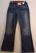 Womens Maurices Jeans Sz5/6 Wide Leg (30x31.5) List#27c