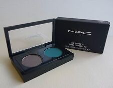 MAC Eye Shadow X 2 Palette, #Dynamic Duo 3, Brand New In Box!