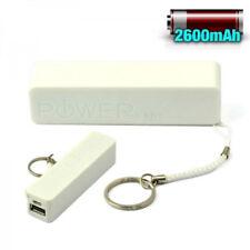 2600 ESTERNA BATTERIA MAH BANK POWER DI EMERGENZA CAVO MICRO USB SMARTPHONE dv
