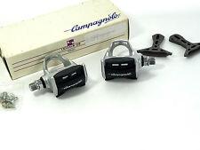 Campagnolo Centaur mtb Pedal Set Clipless w cleats C Record era Bike 1990's NOS