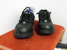 "NEW  ""DR. SCHOLL'S.TRAINERS"" MEN'S  BLACK PAIR OF ATHLETIC SHOES..SIZE..8W...#11"