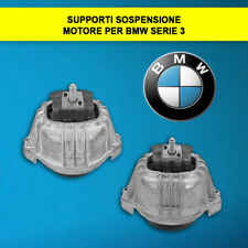 SUPPORTI SOSPENSIONE MOTORE PER BMW SERIE 3 X1 E90 E91 E92 316d 318d 320d