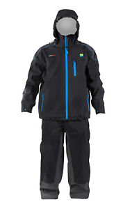 Preston Innovations DF30 Suit Jacket & Bib and Brace All Sizes FREE PRESTON HAT