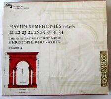 FRANZ JOSEPH HAYDN - SYMPHONIES 1764-65 - HOGWOOD - 3 CD Sigillato