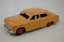 "Dinky #139A Ford Fordor Sedan 4"" Long England 1949-1954 Good Condition"