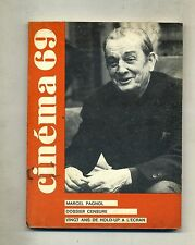 CINÉMA 69 - Le Guide Du Spectateur #  F.F.C.C. - N.134 - Mars 1969