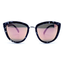 Quay Australia My Girl Tort/Pink Mirror Black Women's Sunglasses