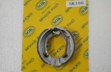 REAR BRAKE SHOES+SPRINGS HONDA NC NA 50 Express, 1976-1980 NC50 NA50