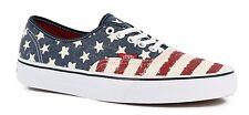Vans Authentic (Americana) Dress Blues Classic Men's Skate Shoes SIZE 8.5