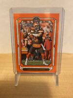 BAKER MAYFIELD 2019 PANINI LEGACY #26 ORANGE PARALLEL #/199