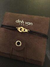 Bracelet Dinh Van R8 Or Jaune