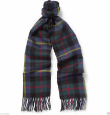 J.Crew Fringed Ends Checked Cozy Crazy-Soft Cashmere Scarf Retail at $110+tax