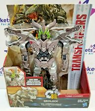 Transformers MV5 The Last Knight Turbo Changer - GRIMLOCK - Action Figure