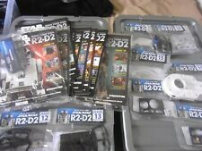DE Agostini Star Wars Build Your Own R2-D2 Issues 10 to 20 Mint and Unused