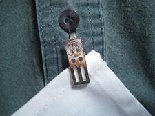 Napkin Clip - Sterling Silver Mackintosh Design