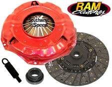 "RAM HDX CLUTCH SET,1955-1985 GM CARS & TRUCKS,1 1/8""-10,PRESSURE PLATE,DISC,11"""