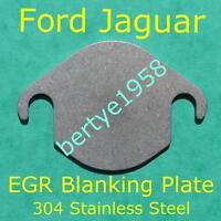 EGR valve blanking plate Jaguar X-type Ford Mondeo Transit 2.0 2.2 2.4TDCi Block