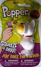 Hog Wild Dog Key Chain Popper Foam Ball Launcher Travel Toy