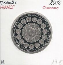 MEDAILLE Commémorative - L'EUROPE DES XXVII - 2008 // Qualité: NEUVE