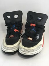 Nike Air Jordan 40th Anniversary Mens Size 7.5 Spike Lee Mars Edition Blk/red/gr