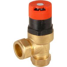 Nuevo fontanería Automático válvula de derivación de 22mm