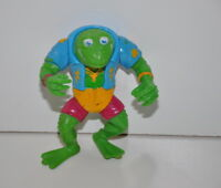 Teenage Mutant Ninja Turtles 1989 Tmnt Genghis Frog Mirage Studios Playmates