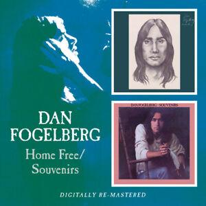 Dan Fogelberg - Home Free / Souvenirs (2006 Remaster)  2CD  NEW  SPEEDYPOST