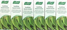 6x A.Vogel Soothing Neem Cream 50g Multibuy Relief For Dry Very Dry Eczema Prone