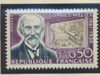 France Stamp Scott #987, Mint Hinged