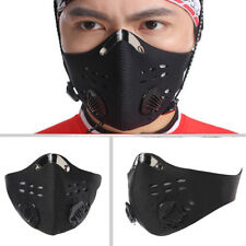 Anti Dust Cycling Bicycle Bike Motorcycle Racing Ski Half Face Mask Filter d