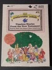 New The Beginners Bible Cassette Timeless Stories New Testament Child Homeschool