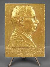 Médaille Jean Minet Professeur de la Clinique de la Charité c1953 medal
