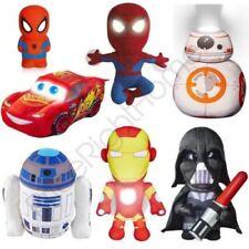 Lámparas Marvel para niños