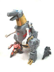 Transformers Studio Series 86 Grimlock w/ Wheelie Leader Class Figure