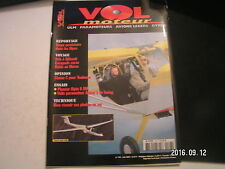 ** Vol Moteur n°193 Planeur Alpin 8 DM / Voile paramoteur Astral 3 de Swing