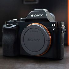 PRE-OWNED SONY Alpha A7 Full Frame Mirrorless Camera ILCE-7 - Black (Body Only)