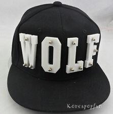 EXO WOLF KRIS LUHAN SEHUN KAI SNAPBACK HAT CAP KPOP GOODS NEW